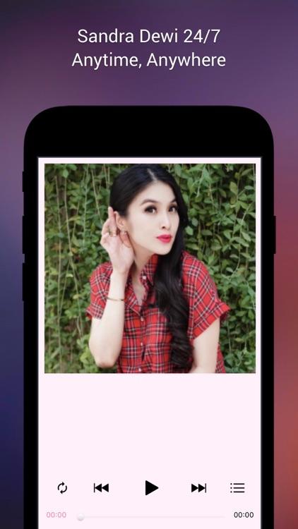 Sandra Dewi Official App screenshot-3