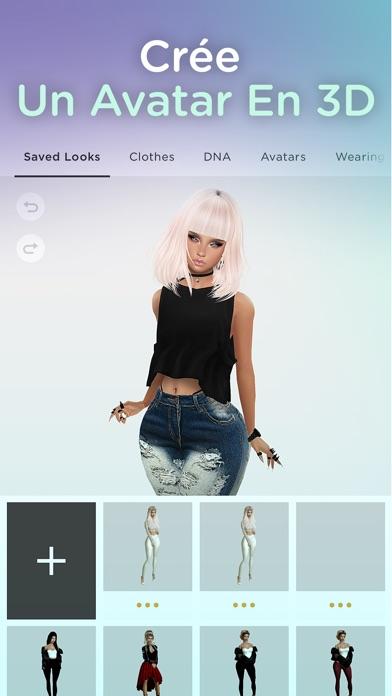 Screenshot for IMVU - Meilleur jeu 3D Avatar in Lebanon App Store