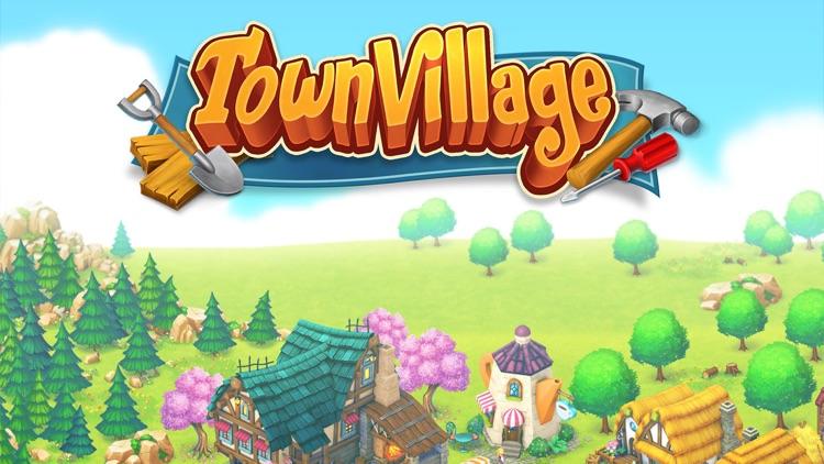 Town Village: Farm Build Trade screenshot-0