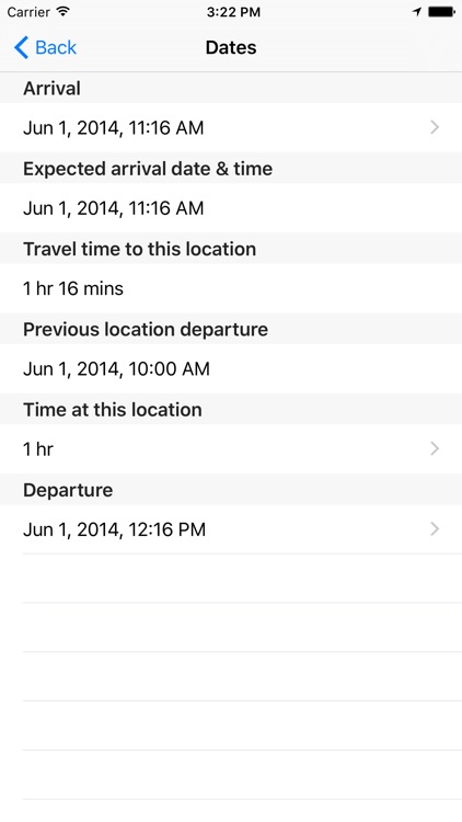 Road Trip Planner™ screenshot-4