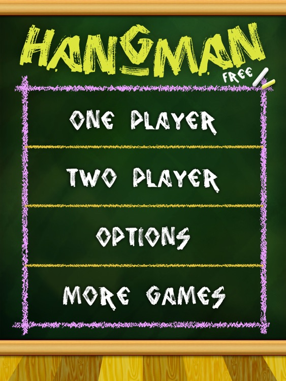 Hangman HD! screenshot-2