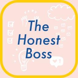 The Honest Boss Stickers