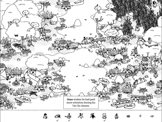 Image of Hidden Folks for iPad