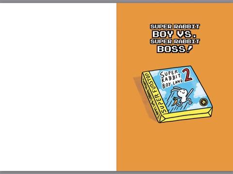 Super Rabbit Boy vs. Super Rabbit Boss!: A Branches Book ...