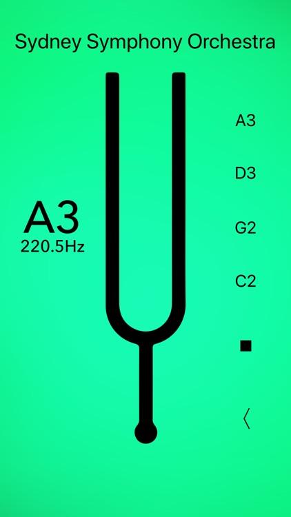 Cello Tuner Basic screenshot-7