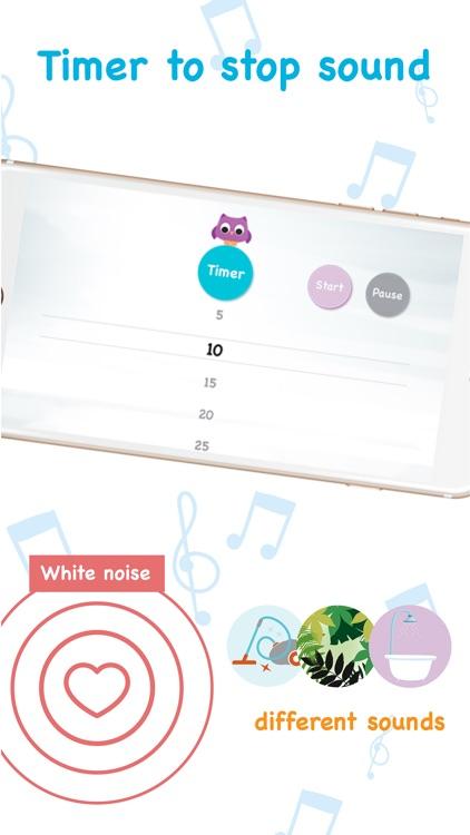 Baby Shusher: White Noise Baby screenshot-3