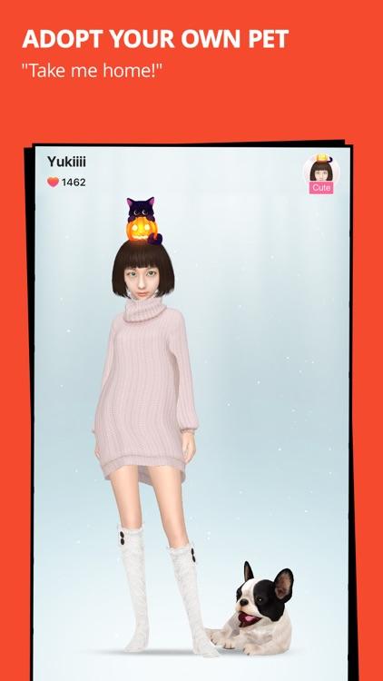 Meing - 3D Avatar & Chat screenshot-4