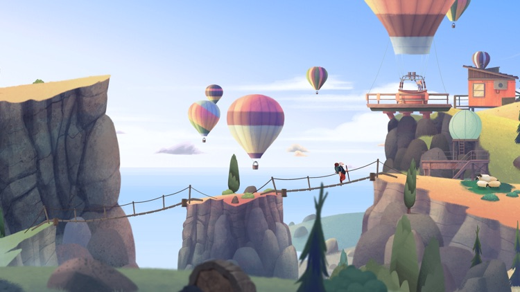 Old Man's Journey screenshot-3