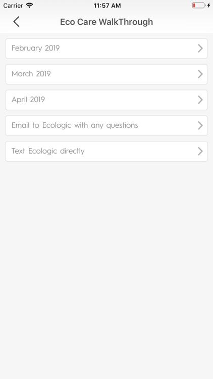 Ecologic Furniture Turn App