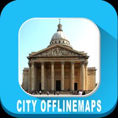Offline Travel Maps of world