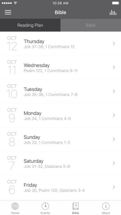 The River of Life Church App screenshot 3