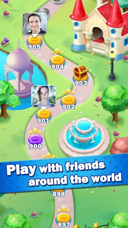 Jewel Crush®- Match 3 Games screenshot-3