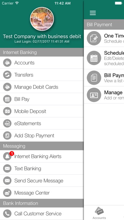 Heartland Bank Mobile Banking screenshot-4