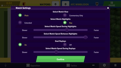 Football Manager 2019 Mobile Screenshot on iOS