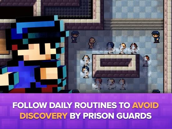 Screenshot #3 for The Escapists: Prison Escape