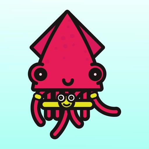 Zippy Squid