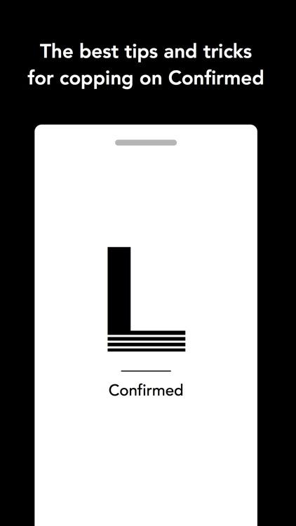 Confirmed L