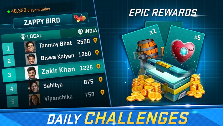Jetpack Joyride India Official screenshot-7
