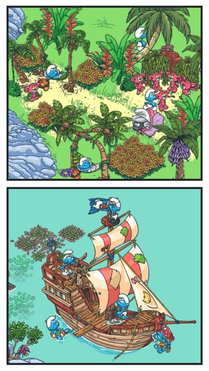 Smurfs' Village screenshot-4