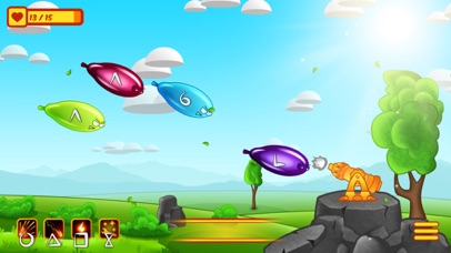 Wicked Balloons Screenshot 1