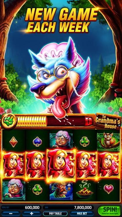 Slotomania: Vegas Slots Casino screenshot-3