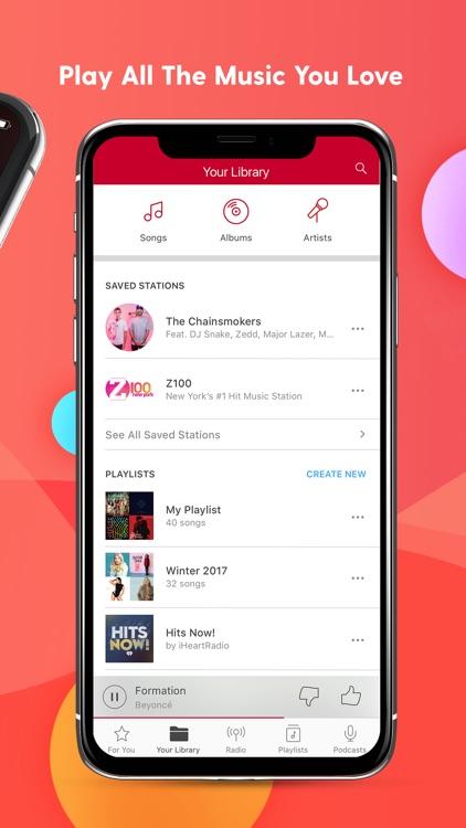 iHeartRadio screenshot-3