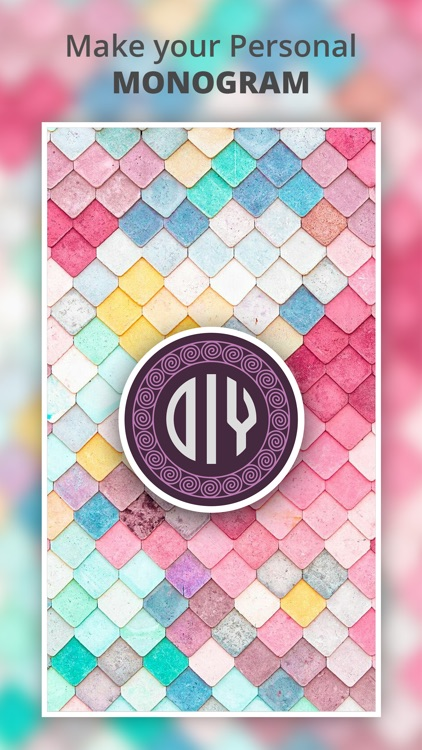 Monogram It - Maker+ Wallpaper