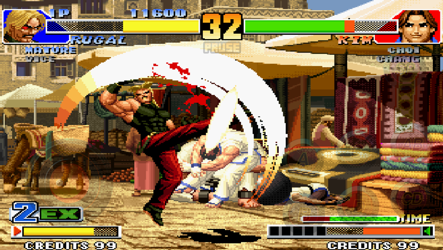 THE KING OF FIGHTERS '98 App 截图
