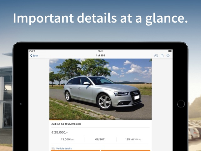 Sleutelkastje Met Spiegel : Autoscout24: buy & sell cars on the app store