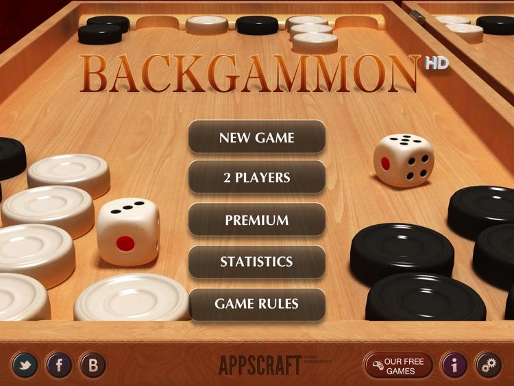 Backgammon Elite HD screenshot-4