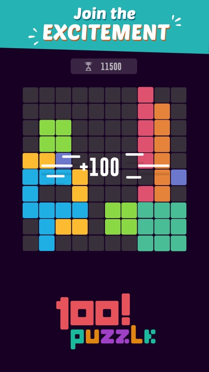 100! Block Puzzle screenshot-0