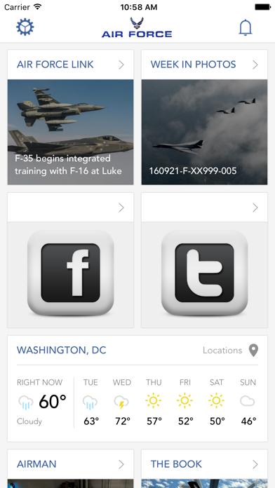AF Link screenshot one