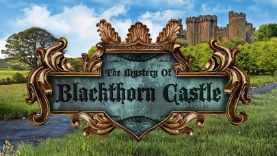 Screenshot #6 for Mystery of Blackthorn Castle