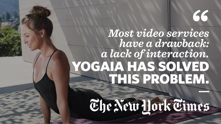 Yogaia: Yoga & Mindfulness screenshot-4