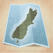 Mapapp Nz South Island app review