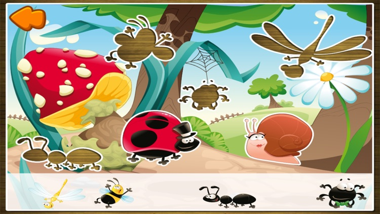 kids animal puzzle - game
