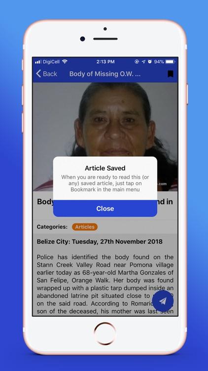 Belize Times screenshot-5