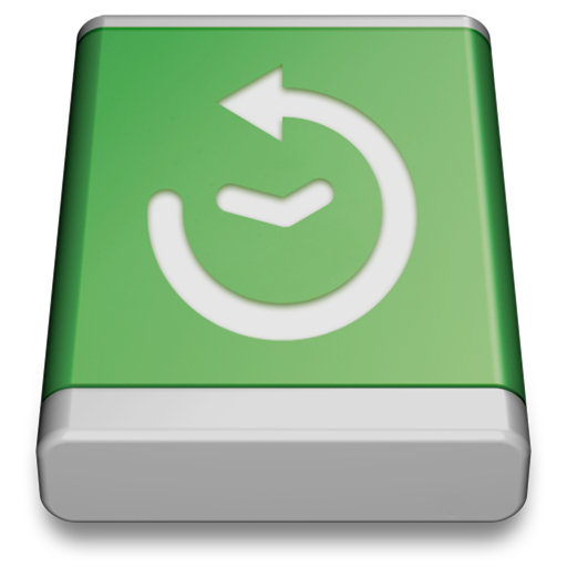 Backup Scheduler: Time Editor