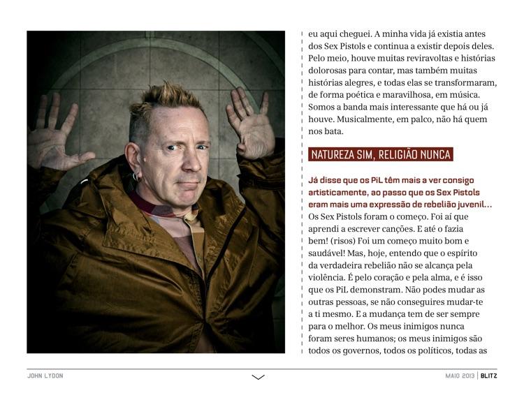 Revista Blitz screenshot-3