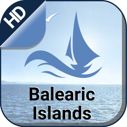 Balearic Islands offline Chart