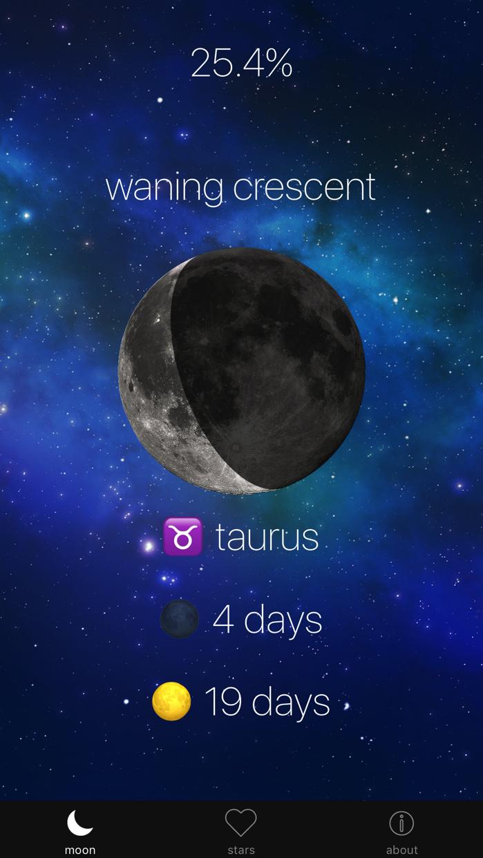 Full Moon Phase Screenshot