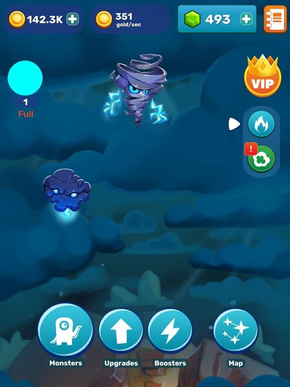 Monsters Evolution screenshot 13