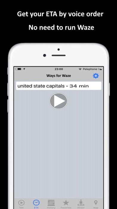 Screenshot for Ways for Waze in Azerbaijan App Store