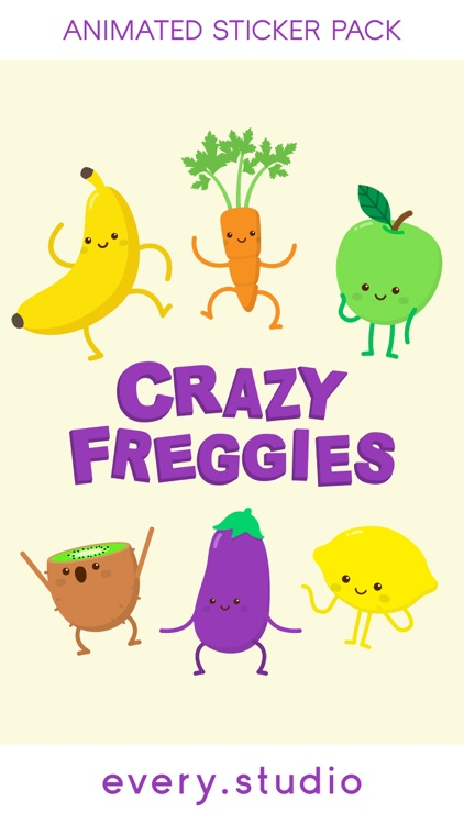 Crazy Freggies