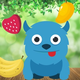 Hungry Monster Learning Game