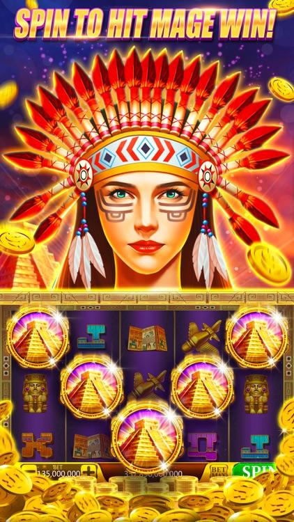 HugeFun: Slot Machine Games screenshot-4