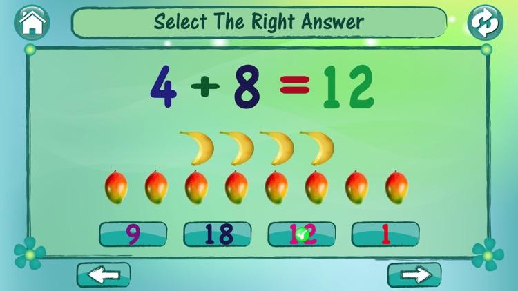 Math Addition Subtraction Game screenshot-4