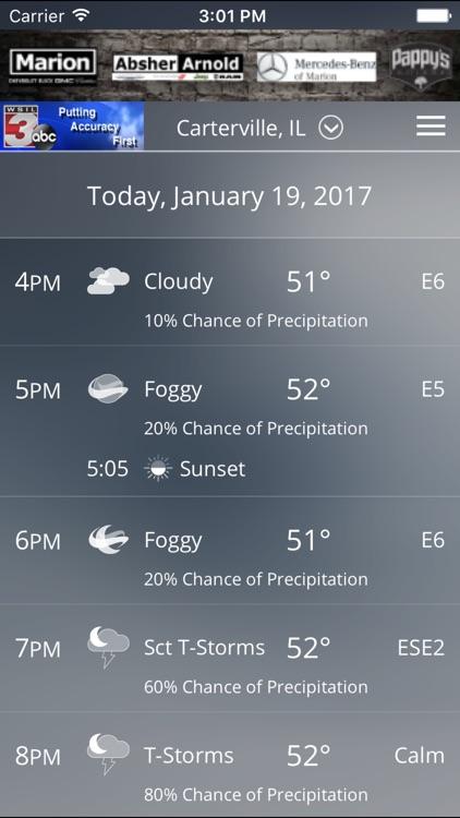 WSIL-Weather