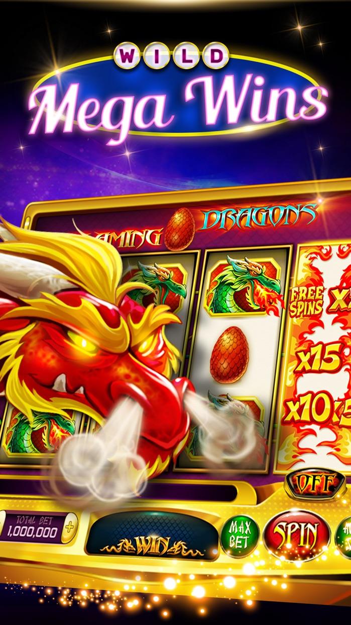 OMG! Fortune Slots – Fun Vegas Casino Slots Screenshot
