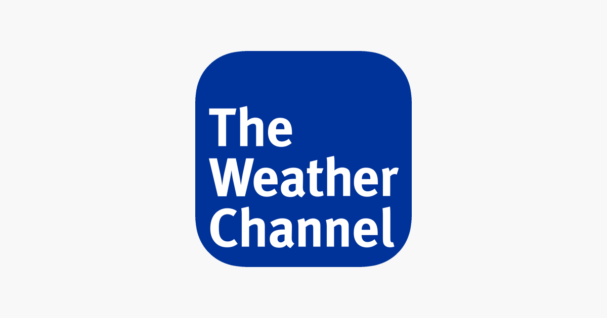 the weather channel live maps on the app store